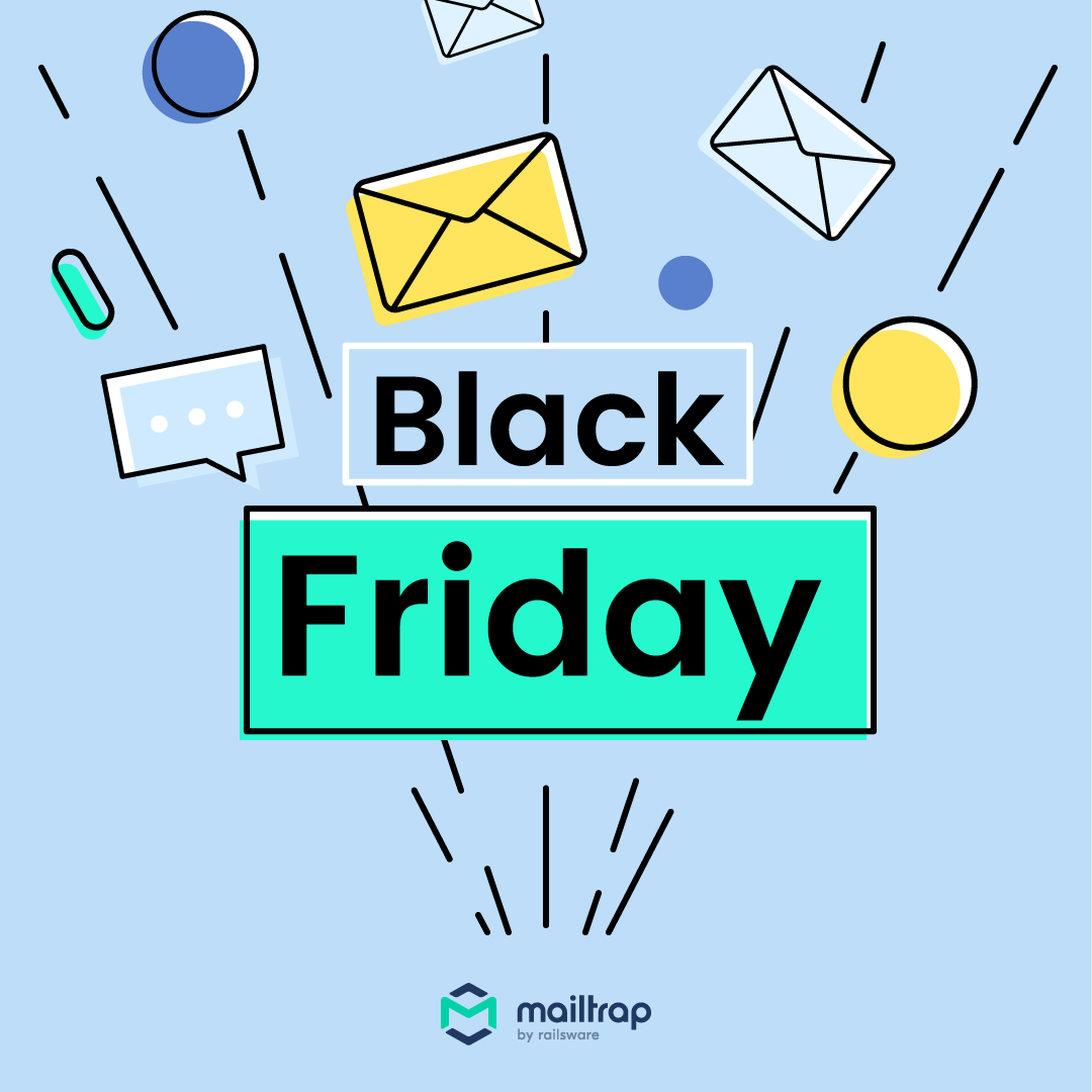 Black Friday deal by MailTrap