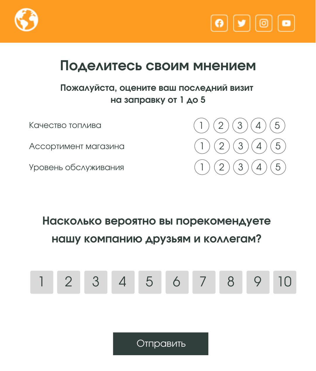 NPS-опрос для неактивных пользователей программы лояльности