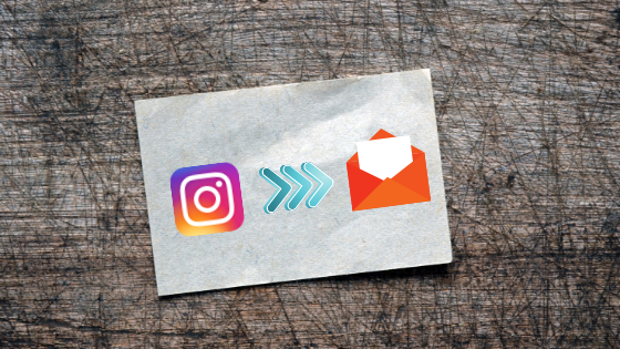 Use Instagram to grow contact base