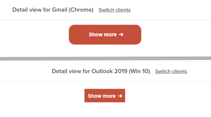 Best call to action button