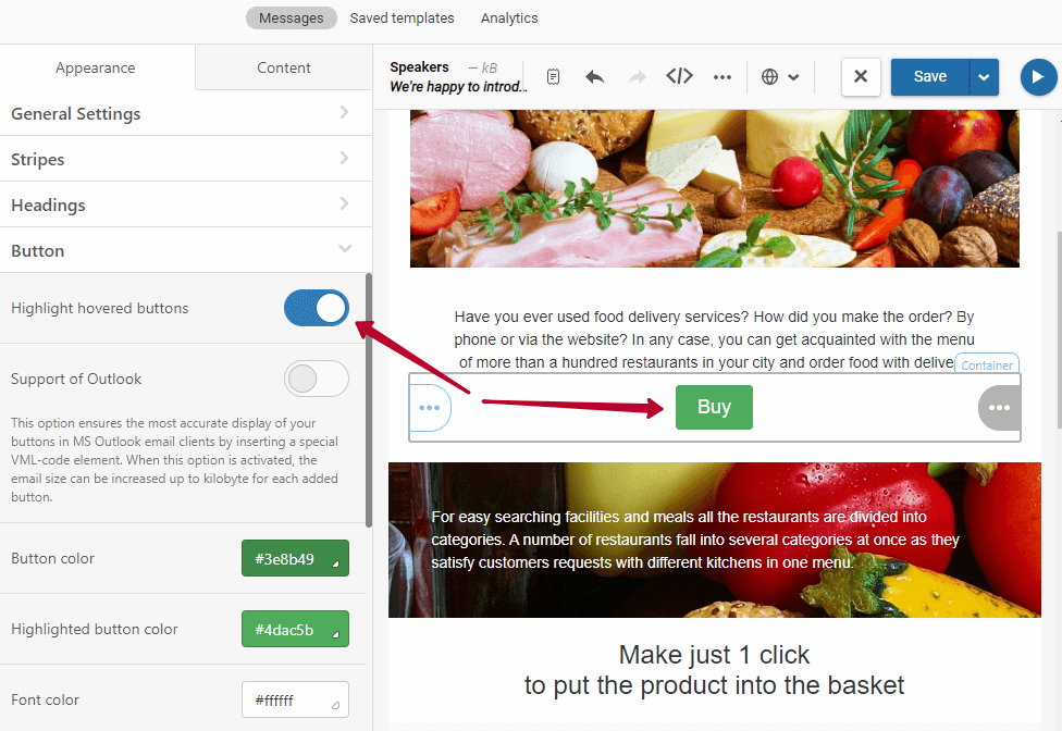 Call to action email examples
