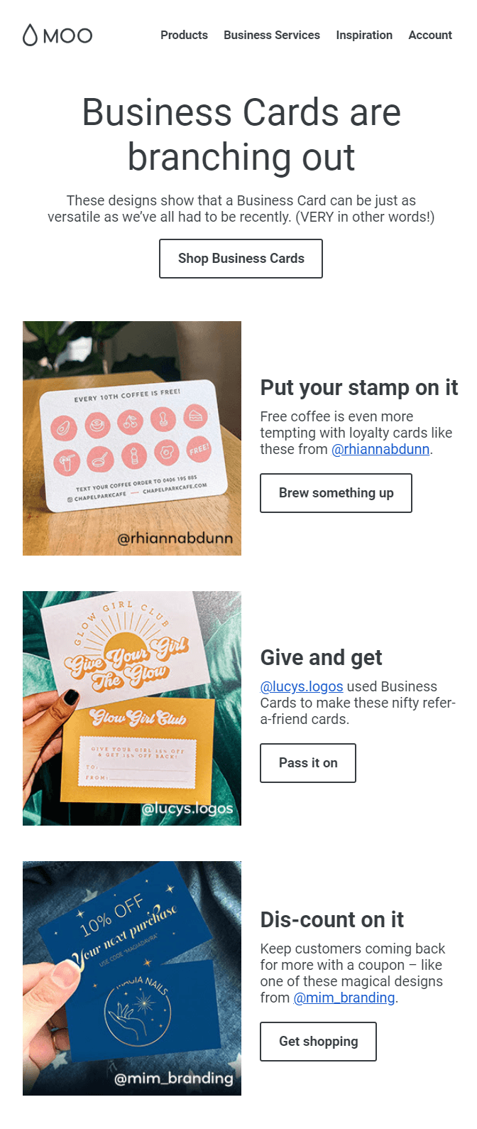 User-generated content in ecommerce marketing