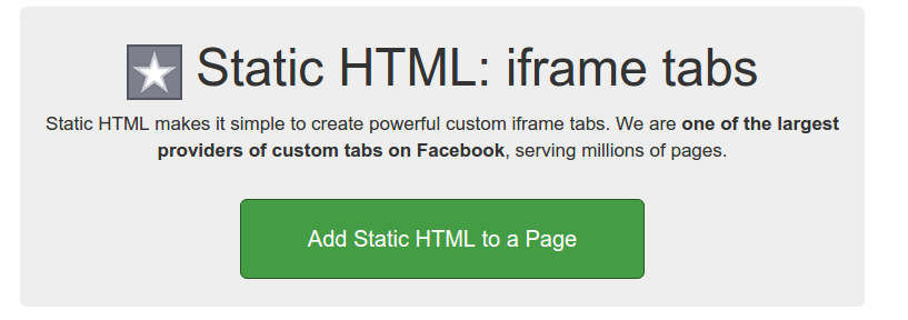 HTML iframe