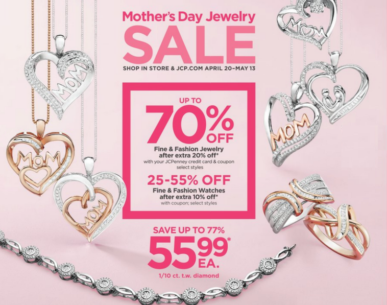 Special campaign for Mother's Day