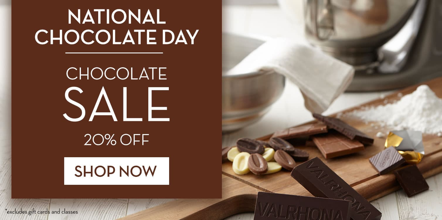 Special campaign for National Chocolate Day