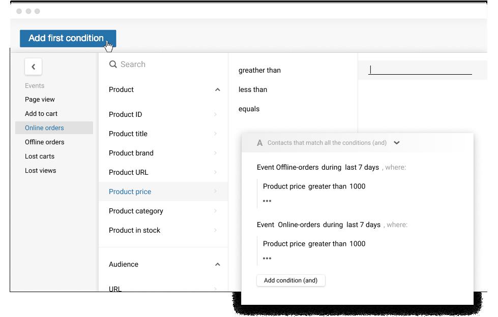 Збір даних про офлайн-покупки