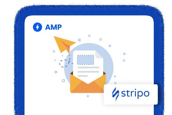 Кейс: у 1,5 рази більше конверсій в AMP-розсилках Stripo